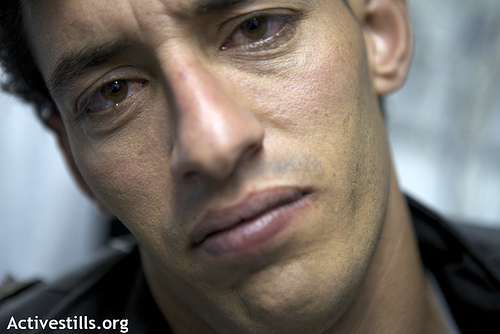 Palestinian Organizer Tortured in Israeli Jail, 23.03.2010