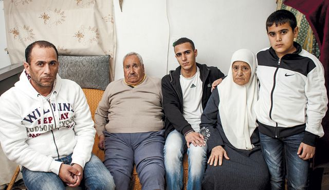 east jerusalem man facing eviction says harassed by police 15apr13