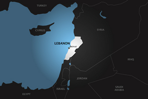 2011_Lebanon_map