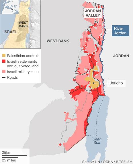 Israel-colonisation-ofJordan-Valley-MAP