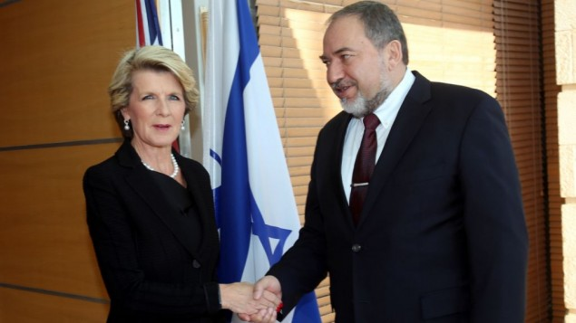 croppedjulie-bishop-and-lieberman-13.1.14-635x357
